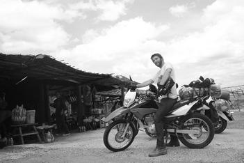 Motorcycle Tours: Hanoi – Mai Chau  - Moc Chau