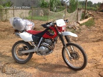 Honda XR 250 For Rent