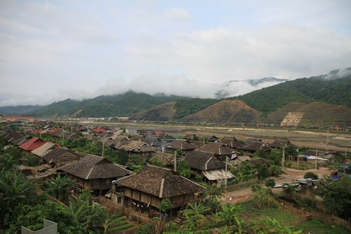 Dien Bien - Phong Tho - Lai Chau