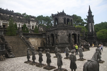 Visit Hue and Relax.
