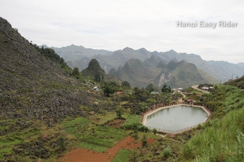 Motorcycle Tours:  The North of Viet Nam
