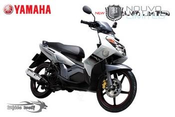 Yamaha Nouvo For Rent